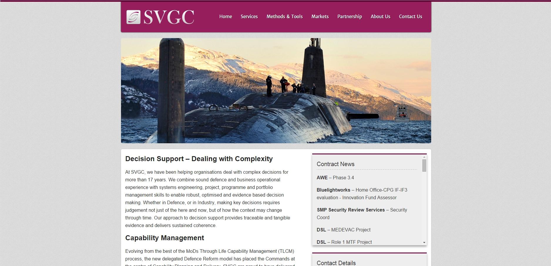 SVGC Limited