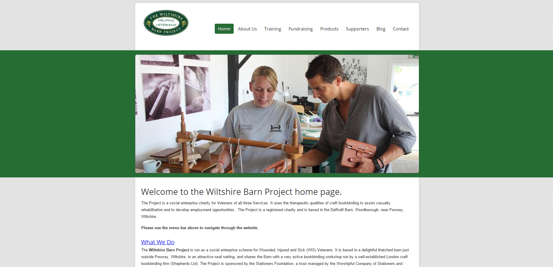 Wiltshire Barn Project